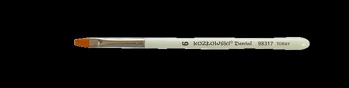 D98317P nr 4 płaski, złoty Toray