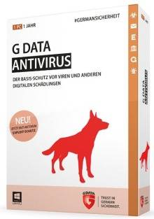 PROGRAM GDATA ANTIVIRUS 2PC 1ROK BOX