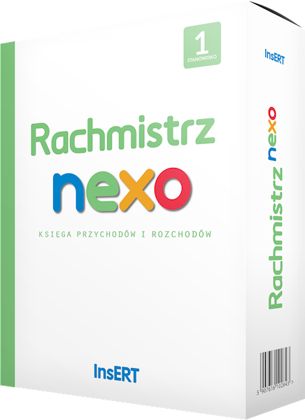 PROGRAM RACHMISTRZ NEXO 1ST.