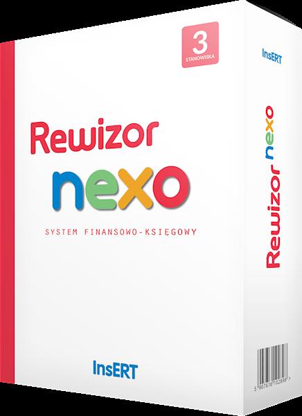 PROGRAM INSERT REWIZOR NEXO 3ST.