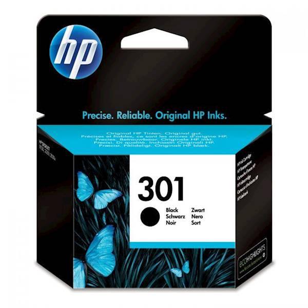 HP Tusz Czarny HP 301 CZARNY oryginalny