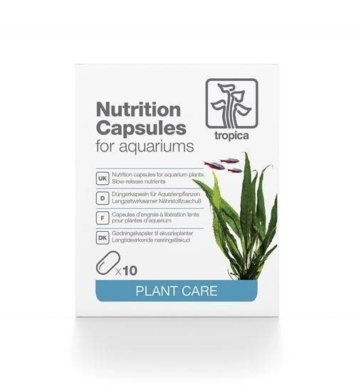 T PLANT NUTRITION CAPSULES