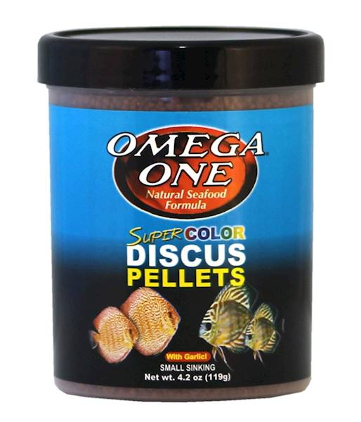 SINKING SUPER COLOR DISCUS PELLETS 119G