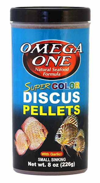 SINKING SUPER COLOR DISCUS PELLETS 226G