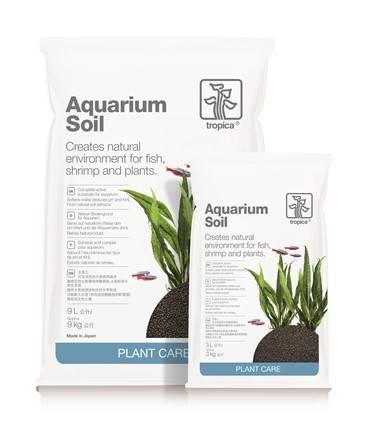 T PLANT AQUARIUM SOIL 3L