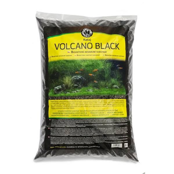 R VOLCANO BLACK 8L
