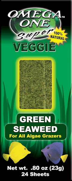 GREEN SEAWEED 23G