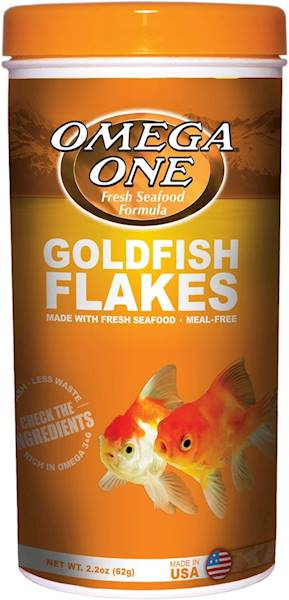 GOLDFISH FLAKES 62G