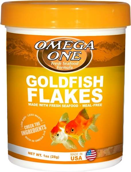 GOLDFISH FLAKES 28G