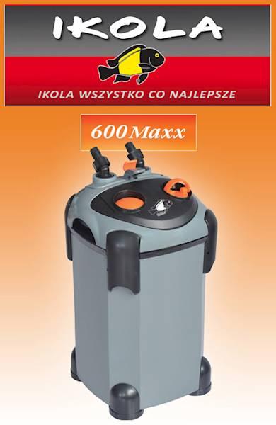 IKOLA FZD 600 MAXX FILTR ZEWNĘTRZNY