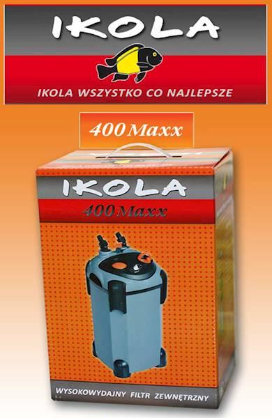 IKOLA FZD 400 MAXX FILTR ZEWNĘTRZNY
