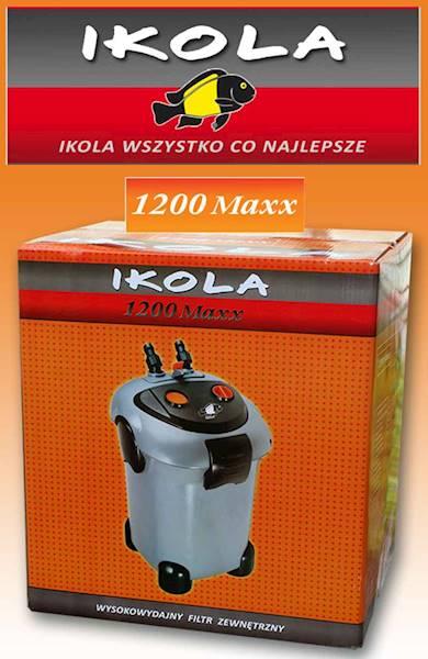 IKOLA FZD 1200 MAXX FILTR ZEWNĘTRZNY