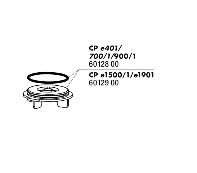 JBL CP E700/900 POKRYWKA WIRNIKA