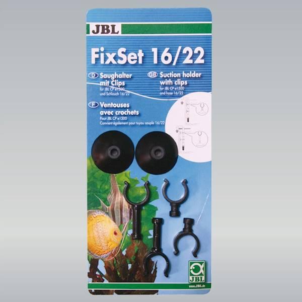JBL FIX SET UCHWYT Z PRZYSSAWKAMI 16/22 MM