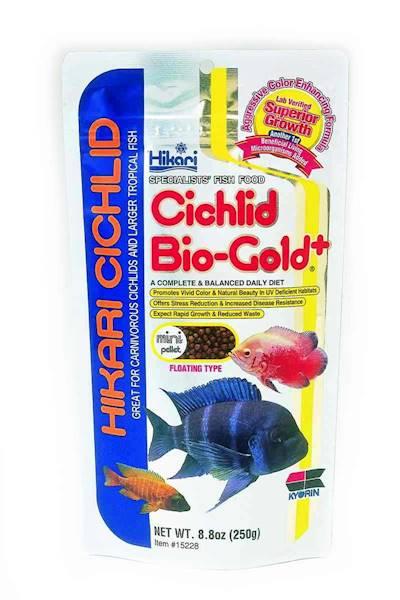 CICHLID BIO-GOLD MINI 250GR 750ML