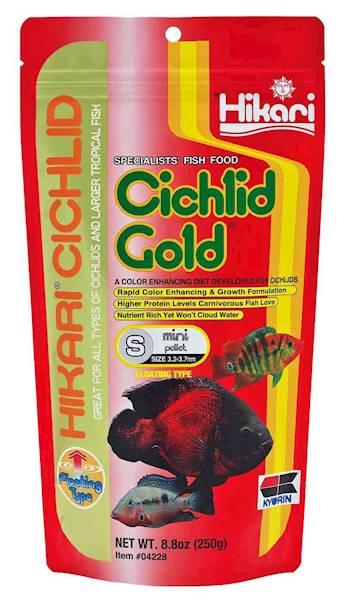 CICHLID GOLD MINI 250GR 750ML