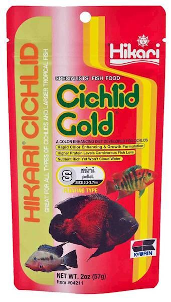CICHLID GOLD MINI 57GR