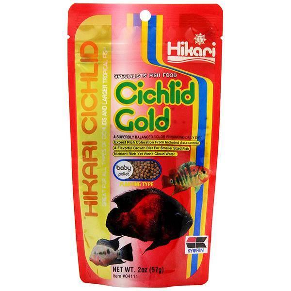 CICHLID GOLD BABY 57GR