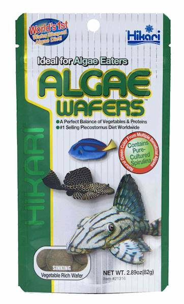 ALGAE WAFERS 82GR 200ML