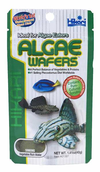 ALGAE WAFERS 40GR 100ML