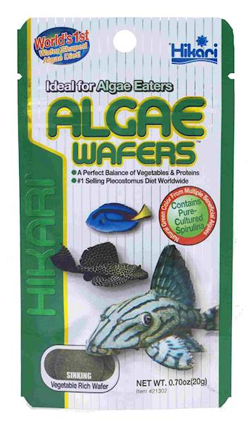 ALGAE WAFERS 20GR 50ML