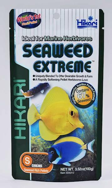 MARINE SEAWEED EX SMALL PELLETS 100G