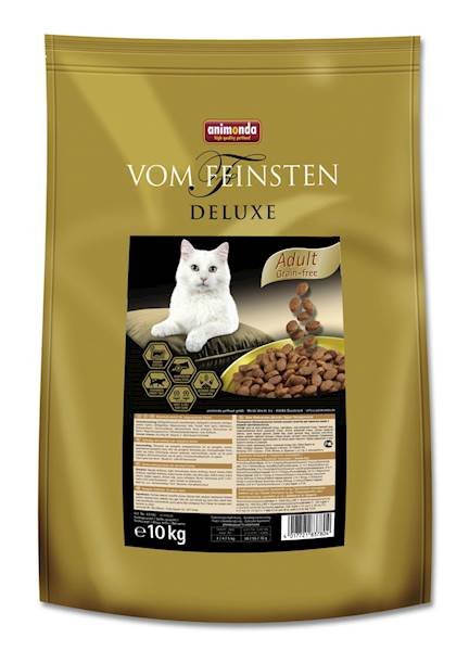 AN FEIN. DELUXE GRAIFREE  KOT 10 KG