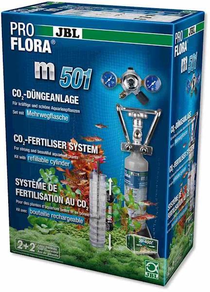 JBL PROFLORA SET CO2 M501+