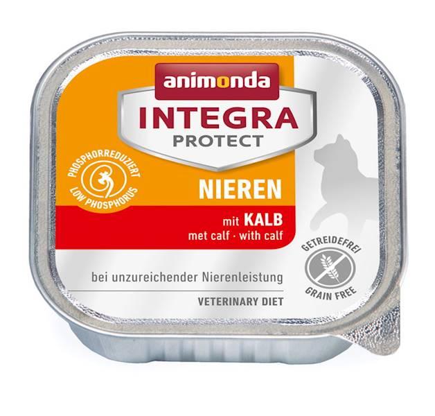 AN INTEGRA PROTECT NIEREN CIELĘCINA 100G KOT