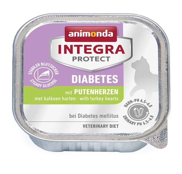 AN INTEGRA PROTECT DIABETES SERCA INDYKA 100G KOT
