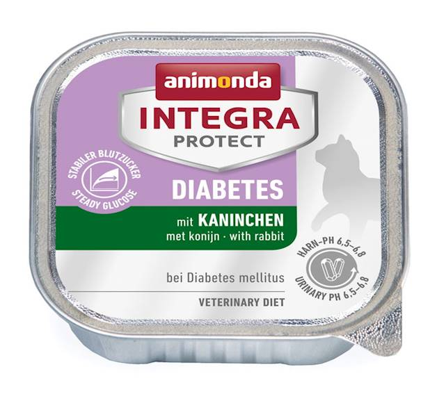 AN INTEGRA PROTECT DIABETES KRÓLIK 100G KOT