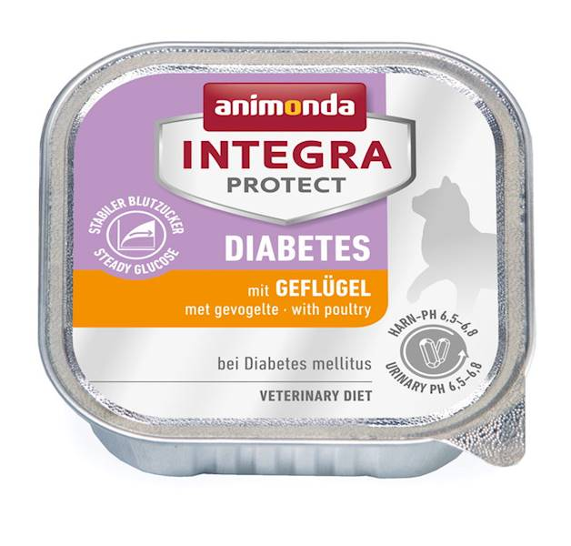 AN INTEGRA PROTECT DIABETES DRÓB 100G KOT