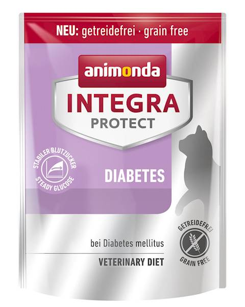 AN INTEGRA PROTECT DIABETES SUCHE 300G KOT