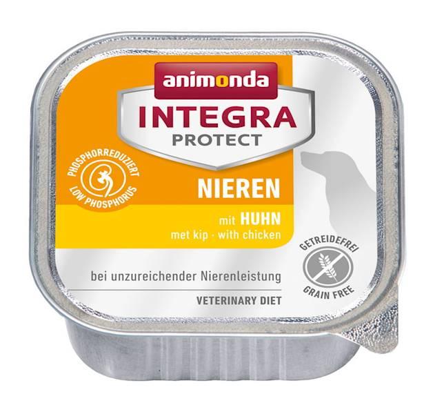 AN INTEGRA PROTECT NIEREN KURCZAK 150G PIES
