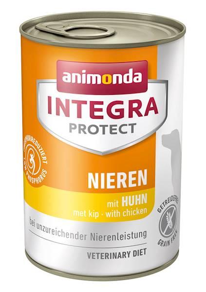AN INTEGRA PROTECT NIEREN KURCZAK 400G PIES