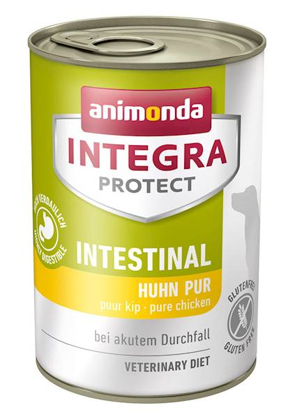 AN INTEGRA PROTECT INTESTINAL KURCZAK 400G PIES