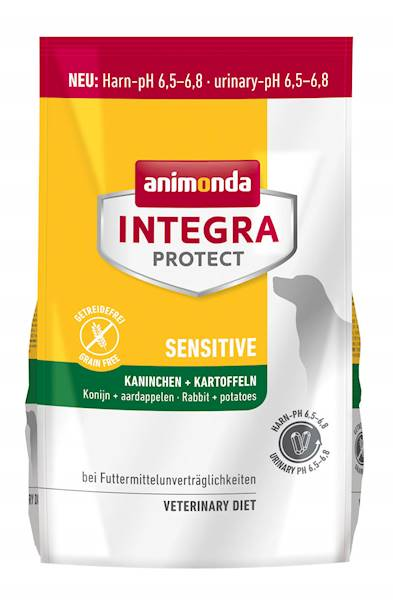 AN INTEGRA PROTECT SENS. KRÓLIK,ZIEMNIAK 4KG PIES
