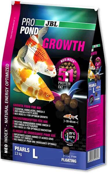 JBL PROPOND GROWTH L 2,5KG