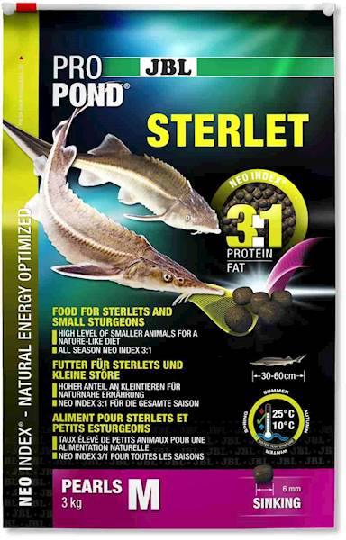 JBL PROPOND STERLET M 3KG