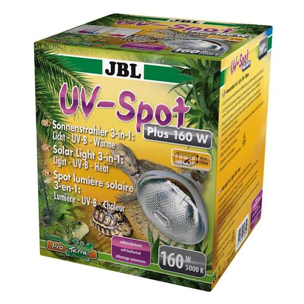 JBL SOLAR UV-SPOT PLUS 160 W