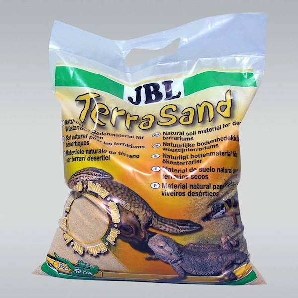 JBL TERRASAND NATUR-GELB 7.5KG