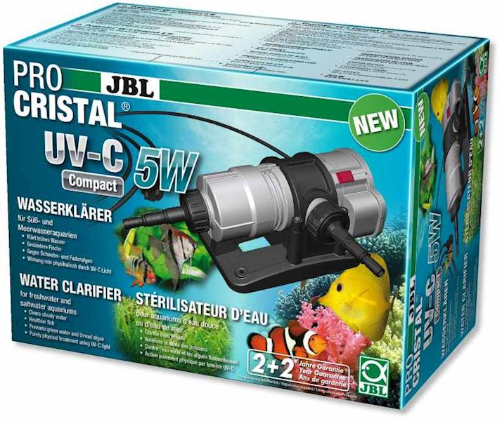 JBL PROCRISTAL COMPACT UV-C   5W+