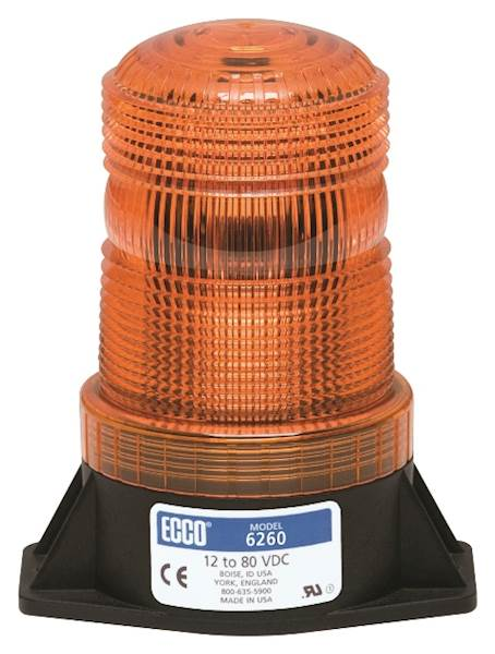 Lampa ostrzegawcza 12-80V  6262A