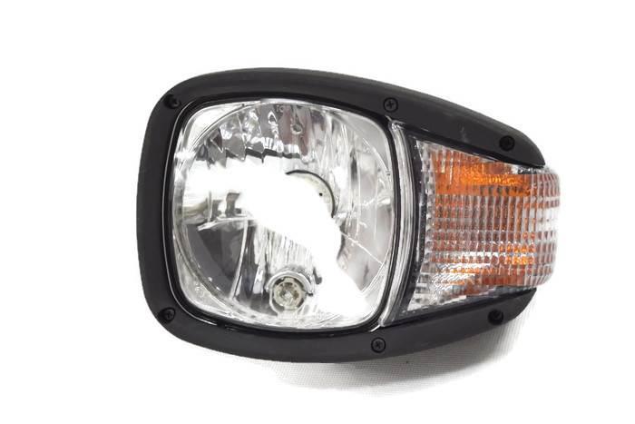 Reflektor główny lewy N500 12V AMP/ECE