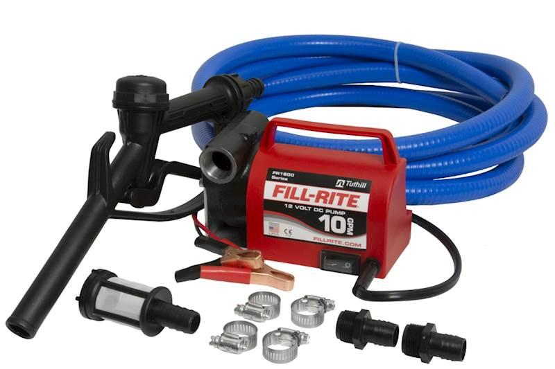 FR1614 Pompa TUTHILL 12V + akcesoria