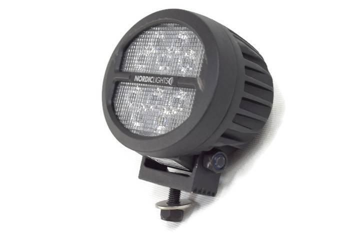 Lampa robocza  led Antares N33  12-24V 35W WF