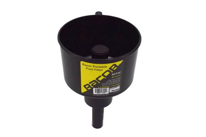 Lejek z filtrem do paliwa lotniczego i diesel RFF3C