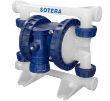 """Pompa membranowa Sotera SP100-05B-PP-SSS 1/2"""""""