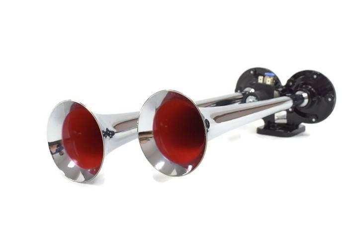 Sygnał dźwiękowy pneumatyczny AH 24V 125 dB