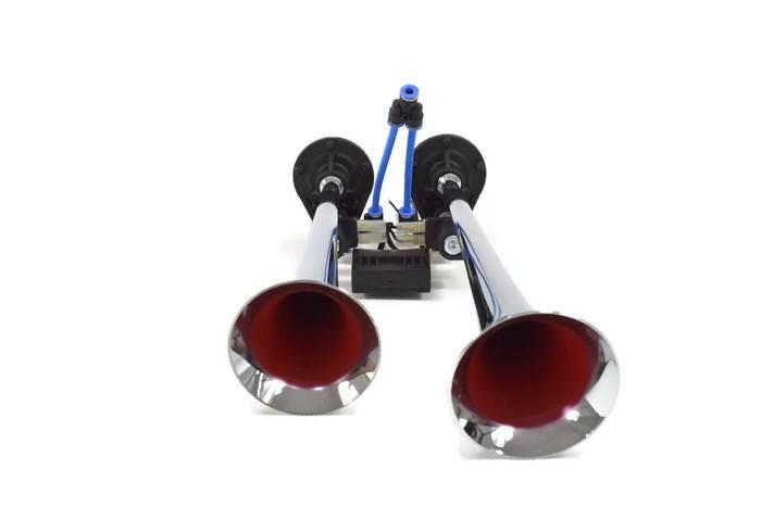 Sygnał dźwiękowy pneumatyczny 24V 125 dB